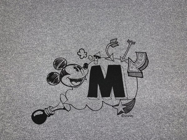 "Disney Strickpanels ""Mickey Maus"""